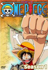 One Piece - Staffel 1 - Poster