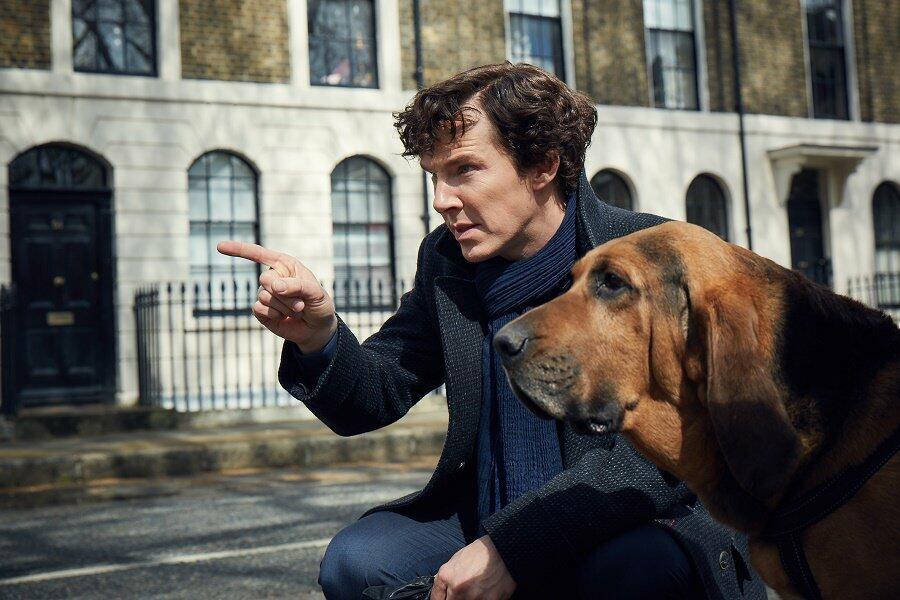 Staffel 4 mit Benedict Cumberbatch