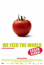 We Feed the World - Essen global Poster