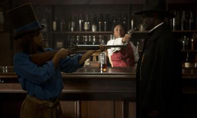 They Die by Dawn mit Michael Kenneth Williams, Erykah Badu und Felicia Pearson - Bild 2
