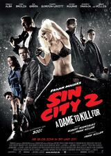 Sin City 2: A Dame to Kill For - Poster