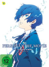 Persona 3 the Movie 1: Spring of Birth - Poster