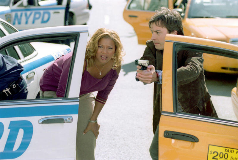 New York Taxi mit Jimmy Fallon und Queen Latifah