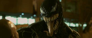 Die Life-Autoren schrieben mal an einem Entwurf für Venom