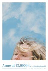 Anne at 13,000 ft - Poster