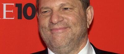 Harvey Weinstein freut sich auf gute Einspielergebnisse