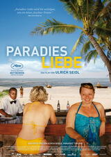 Paradies: Liebe - Poster