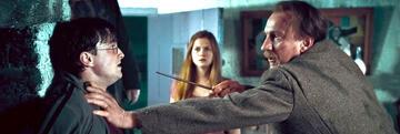Harry Potter und Lupin im 7. Film