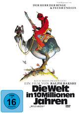 Wizards - Die Welt in 10 Millionen Jahren - Poster