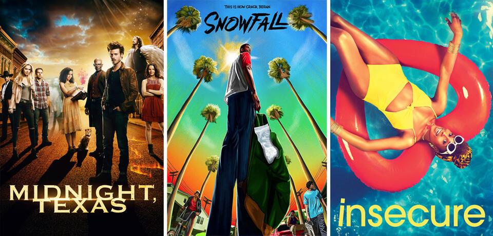 Die besten internationalen Serienstarts im Juli 2017