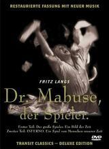 Dr. Mabuse, der Spieler - Ein Bild der Zeit - Poster