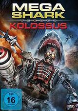 Mega Shark versus Kolossus - Poster
