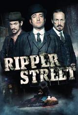 Ripper Street - Poster