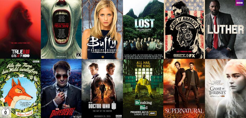 Serien Stream Liste