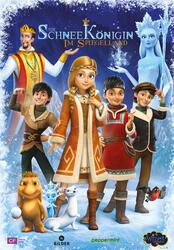 Die Schneekönigin 4: Im Spiegelland Poster