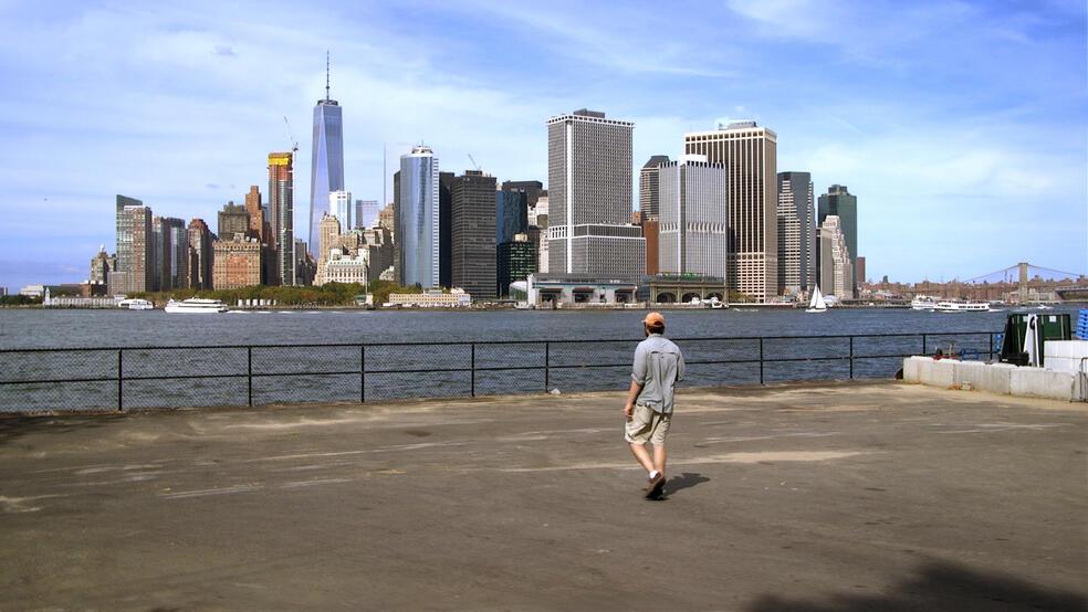 New York - Die Welt vor deinen Füßen