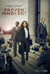 Proven Innocent - Poster
