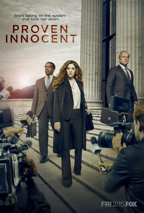Proven Innocent, Proven Innocent - Staffel 1