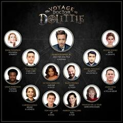 Der Cast von Robert Downey Jr.s Dolittle