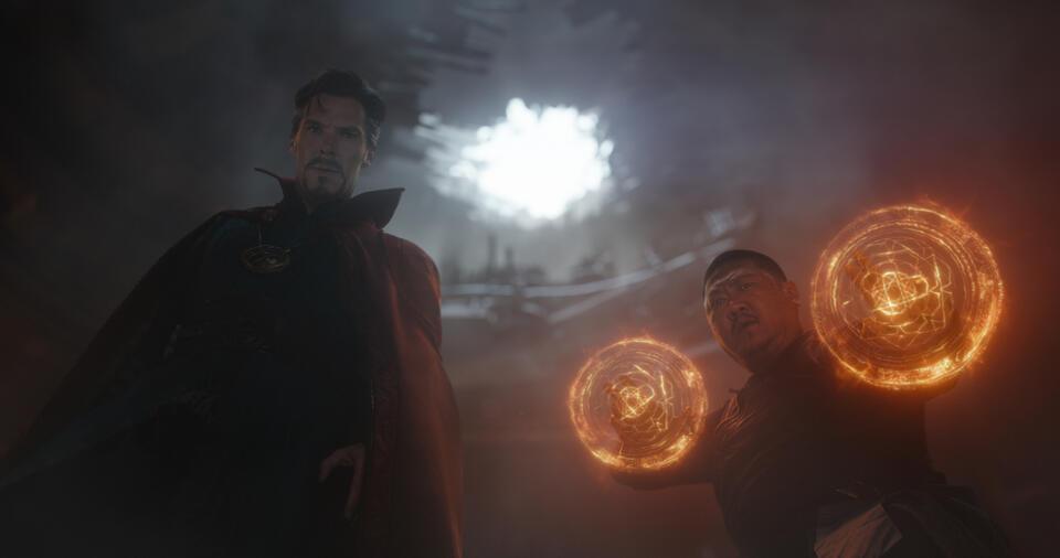 Avengers 3: Infinity War mit Benedict Cumberbatch
