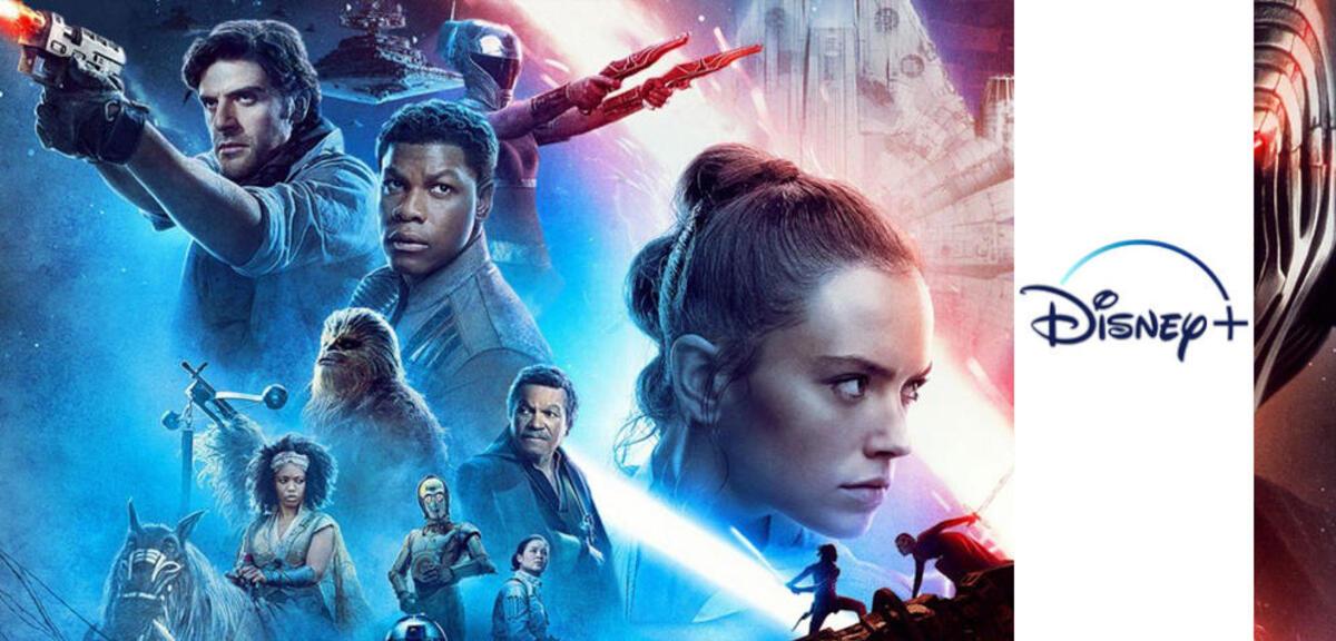 Aufstieg Skywalkers Disney+
