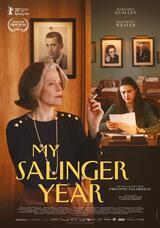 My Salinger Year - Poster