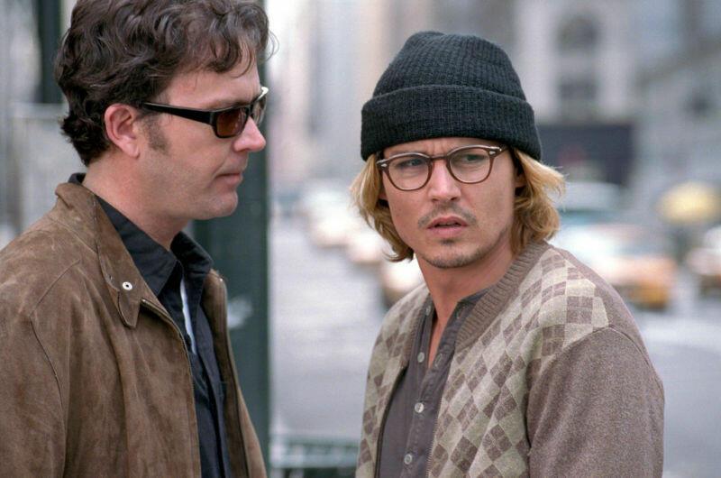 Das geheime Fenster mit Johnny Depp und Timothy Hutton