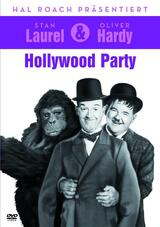 Hollywood Party - Poster