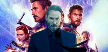 Bild zu:  Avengers 4: Endgame/John Wick