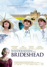 Wiedersehen mit Brideshead - Poster