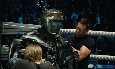 Real Steel - Stahlharte Gegner mit Hugh Jackman und Dakota Goyo - Bild 3