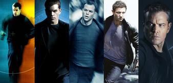 Die Bourne-Reihe