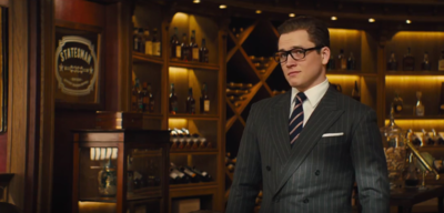 Kingsman 2 - The Golden Circle mit Taron Egerton