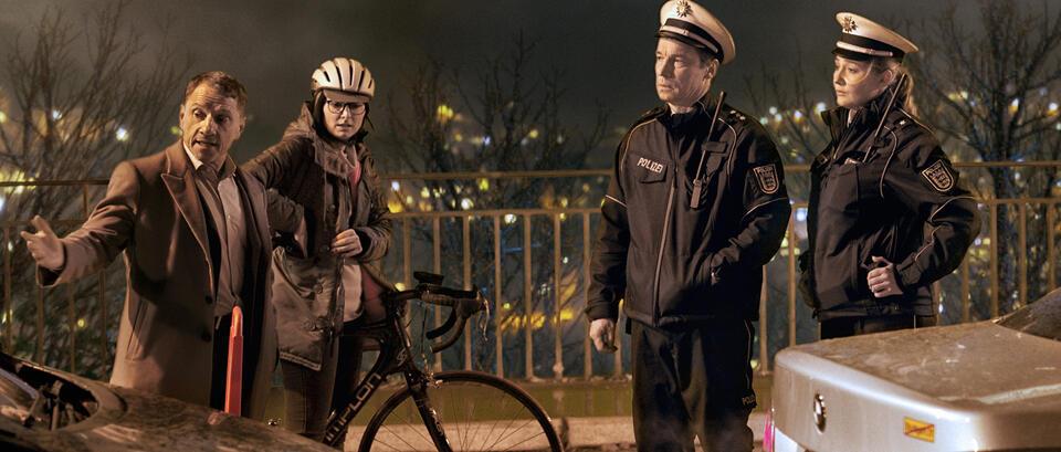 Tatort: Stau mit Richy Müller
