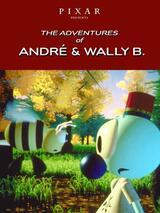Die Abenteuer von André und Wally B. - Poster