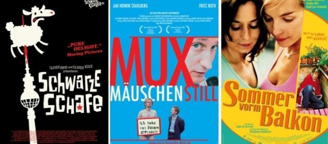 Top 100 der deutschen Komödien