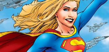 Bild zu:  Supergirl im Comic