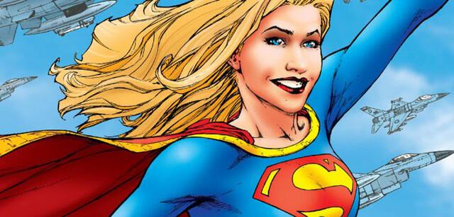 Supergirl im Comic