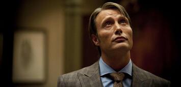 Bild zu:  Mads Mikkelsen als Hannibal Lecter