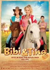Bibi & Tina - Der Film - Poster