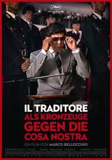 Il Traditore - Als Kronzeuge gegen die Cosa Nostra - Poster
