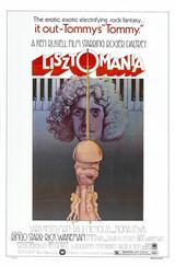 Lisztomania - Poster