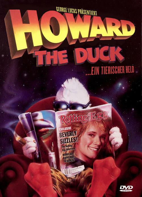 Howard Ein Tierischer Held Film 1986 Moviepilot De