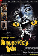 Die neunschwänzige Katze Poster