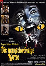 Die neunschwänzige Katze - Poster