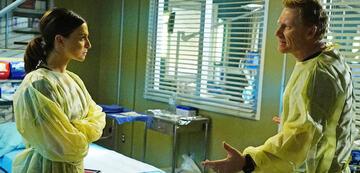 Grey's Anatomy - Amelia und Owen streiten
