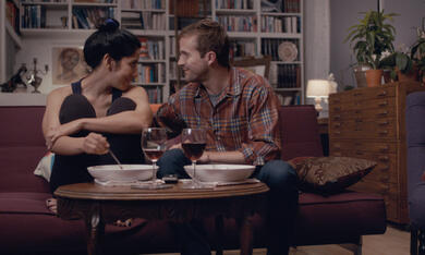 The Light of the Moon mit Stephanie Beatriz und Michael Stahl-David - Bild 5