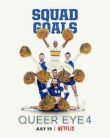 Queer Eye - Staffel 4 - Poster