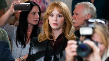Tin Star, Staffel 1: Christina Hendricks
