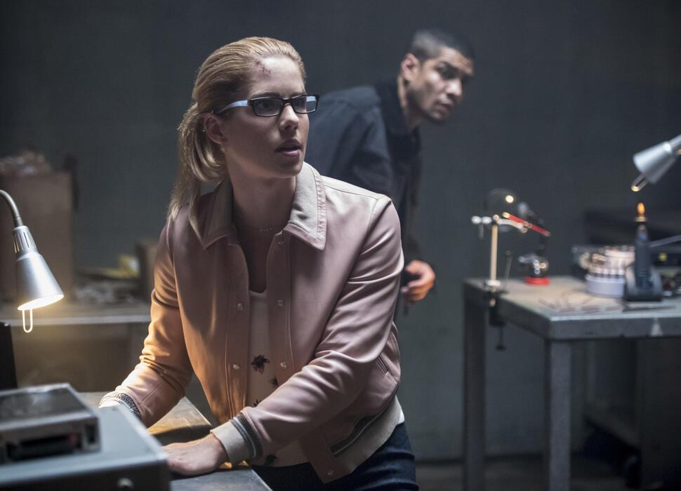 Arrow Staffel 4 Folge 7